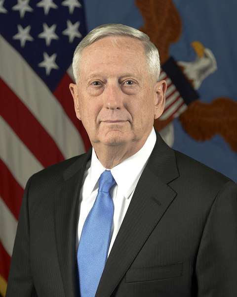 Mattis Strongly Backs Trump's Fake News Claims