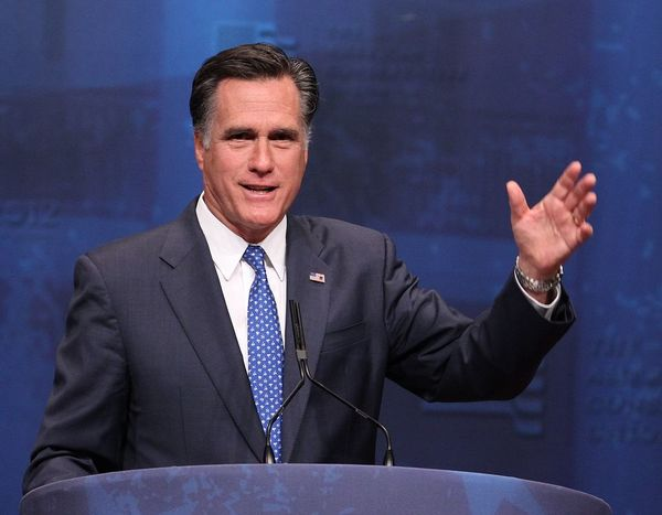 Romney Gave Note to Every GOP Senator Ahead of Guilty Vote