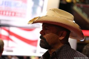 BREAKING Sheriff Clarke RESIGNS