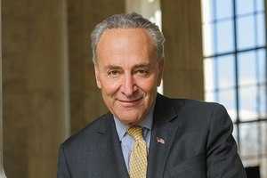 Chuck Schumer Tries To Slam Trump's China Policy