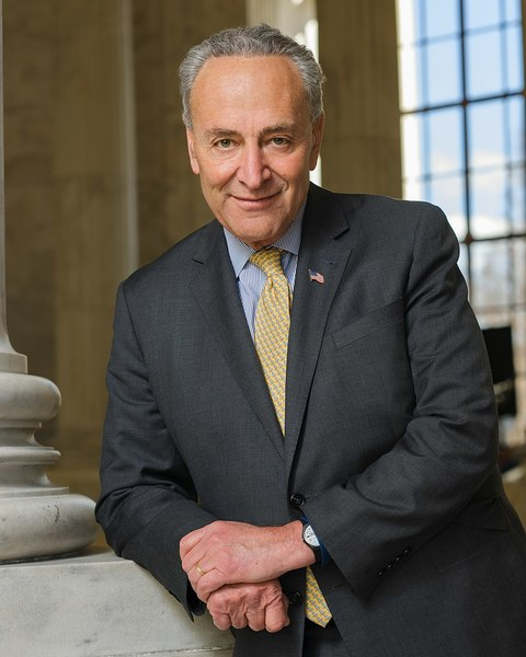 Trump Drops The Hammer On Chuck Schumer