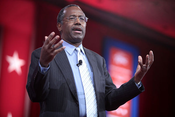 Ben Carson Responds to Calls for his Resignation