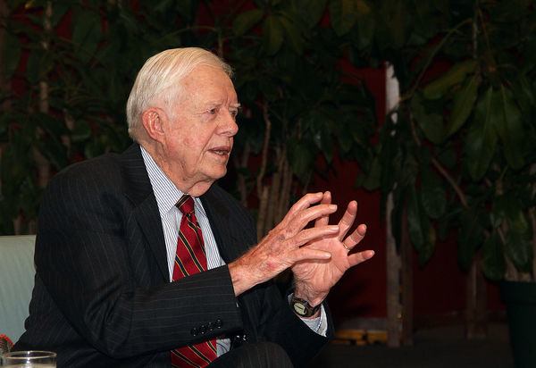 REPORT: Trump to Appoint Jimmy Carter's Pastor to White House Role