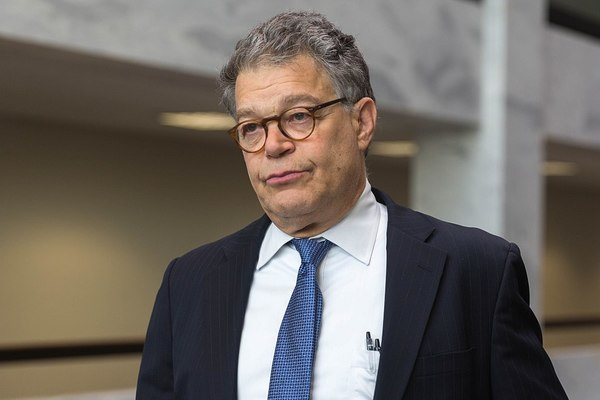 REPORT Another Accuser Steps Forward Against Fondling Franken