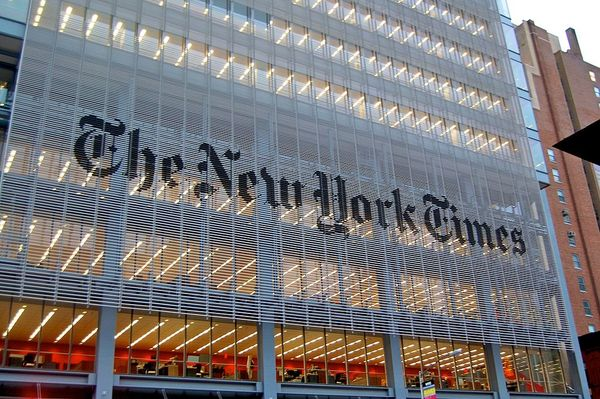 New York Times Fantasizes About Trump's Assassination