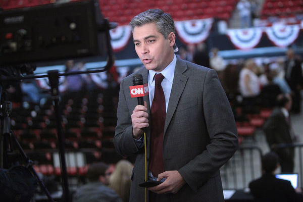 CNN's Jim Acosta Has His Press Pass REVOKED