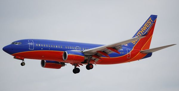 9.) Southwest Airlines