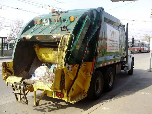 12.) Waste Management