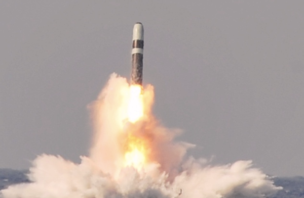 Incoming Ballistic Missile Threat Warning for Hawaii Turned Out to Be a False Alarm