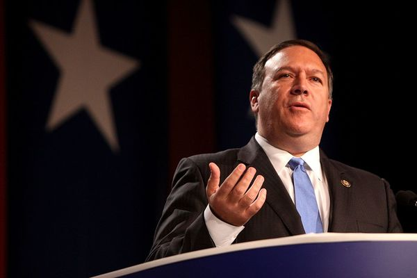 GOP Eyeing Pompeo for Senate?