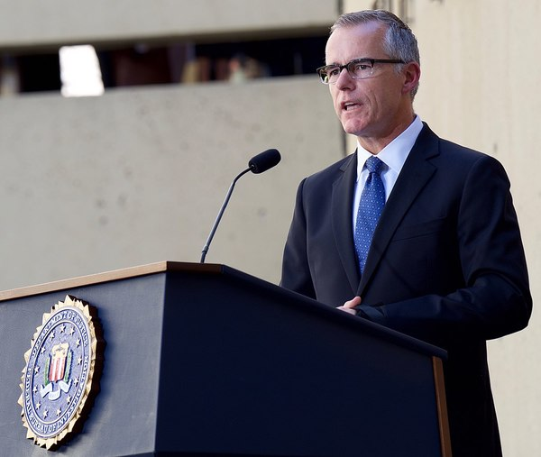 McCabe in Trouble?