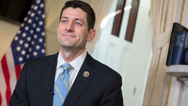 Ryan Gives His Endorsement For The Next Speaker Of The House