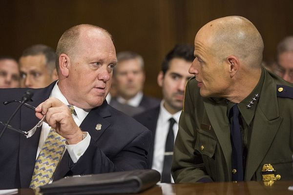 Former ICE Chief Returning to Administration as Border Czar