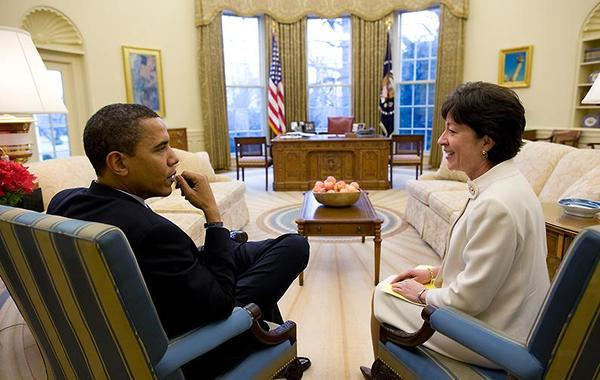 1.) Sen. Susan Collins (R-Maine)