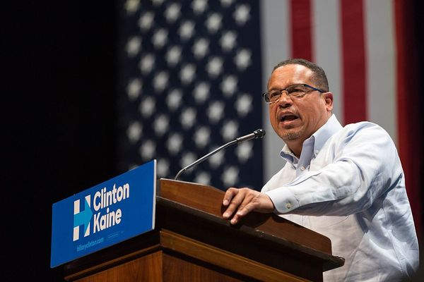 Keith Ellison's Accuser Breaks Her Silence