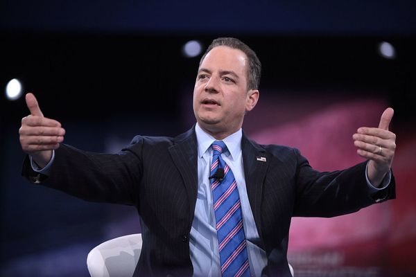 Former Trump Chief of Staff Reince Priebus Joins Navy