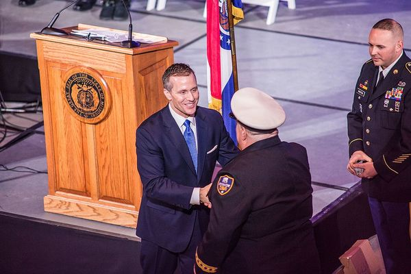 Missouri Governor INDICTED