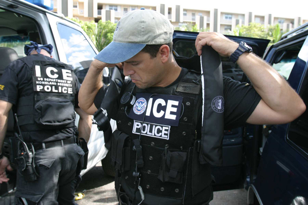 Trump's Deportation Squad Makes Massive Bust