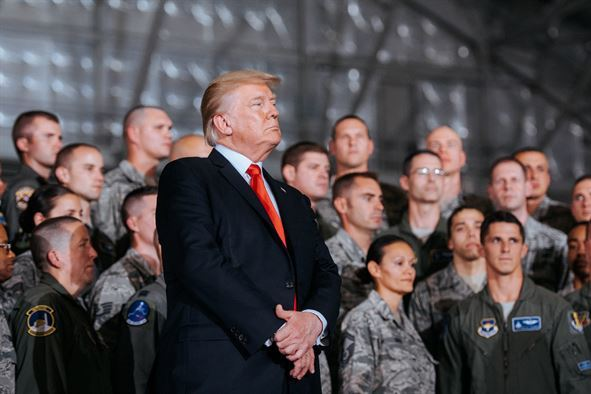 Trump Gets Huge Court Win on This Military Decision