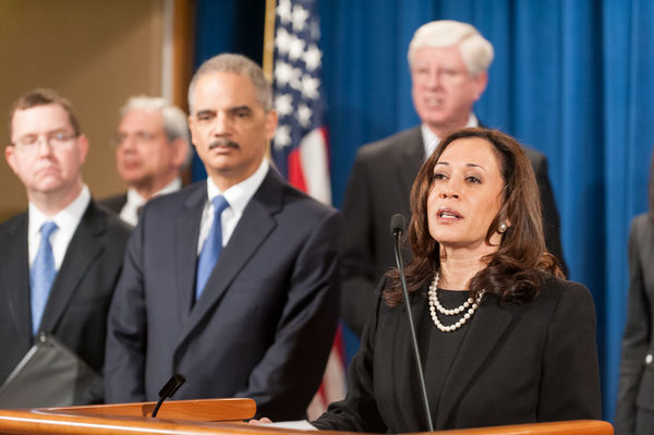 Senator Kamala Harris Could be Removed From Judiciary Committee