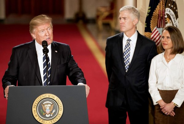 MURDOCK: President Trump is Making the Federal Bench Great Again