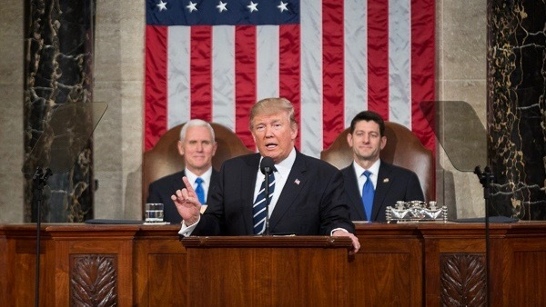 Trump Gets State of the Union Invite From Michigan Lawmaker