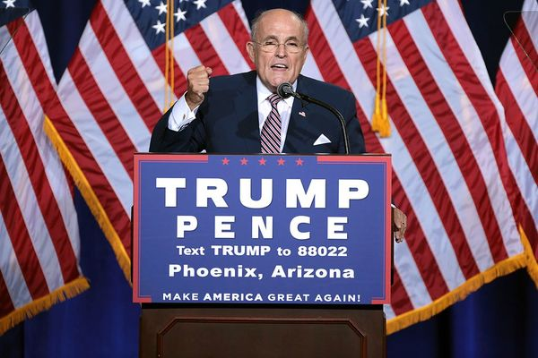 House Democrats Subpoena Rudy Giuliani