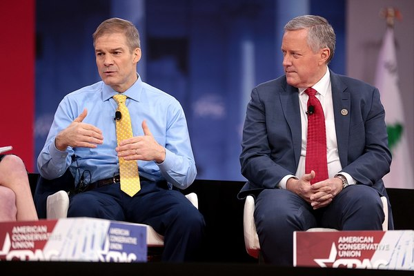 Conservative Rockstar Jim Jordan Is Under Attack