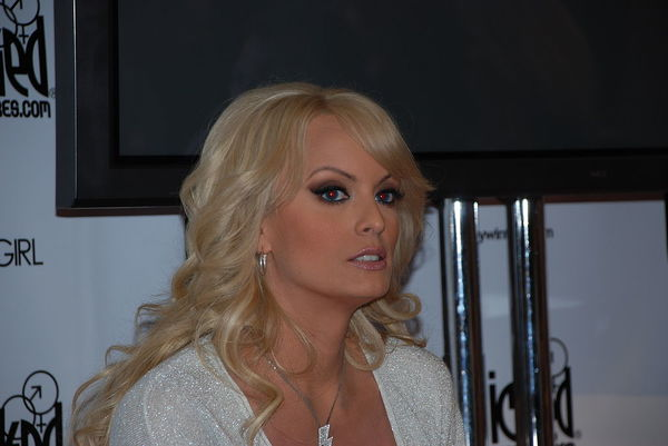 Stormy Daniels Arrested For This Bizarre Reason