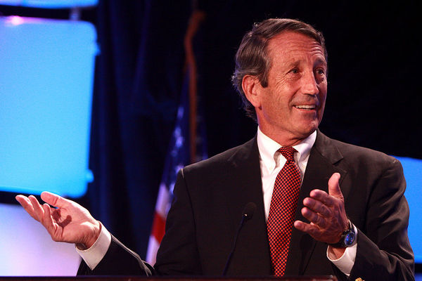 Mark Sanford Announces GOP Challenge to Trump, Trump Drops new Nickname