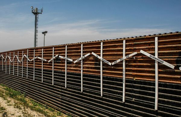 REPORT: Border Wall Construction BEGINS