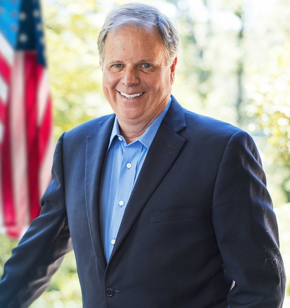 Democrat Senator Doug Jones Slams Pelosi and Dems Over Partisanship