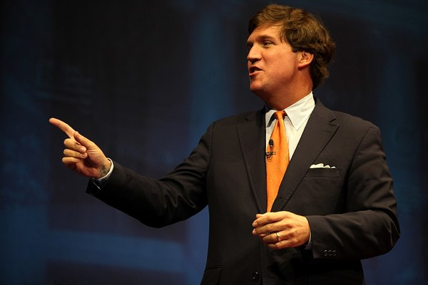Fox News' Tucker Carlson Blows Away the Competition