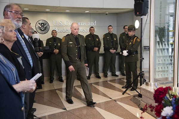 New Customs and Border Protection Chief Named