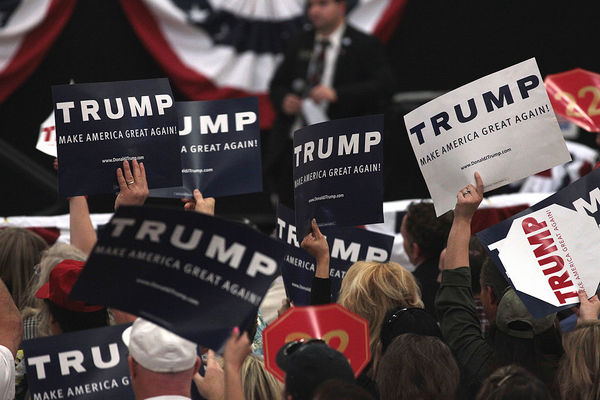 Trump's Final Stops on The Campaign Trail