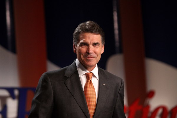 Energy Secretary Rick Perry Claims Dems are Living in Fantasy World