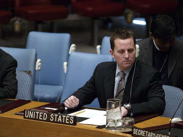 Trump Appoints Richard Grenell As Director Of National Intelligence