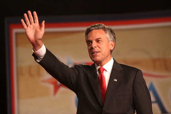Trump Ambassador Jon Huntsman Reveals Cancer Diagnosis