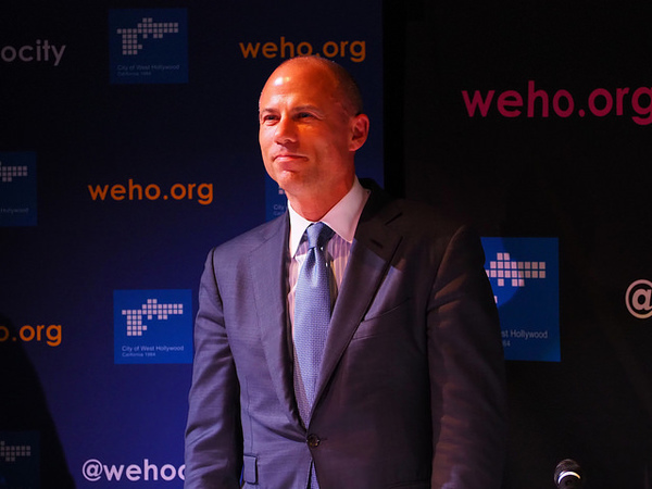 Avenatti Hit With a New Accusation
