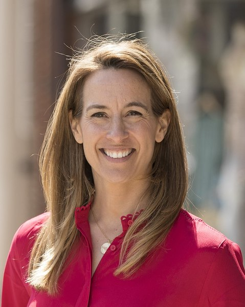 1.) Rep. Mikie Sherrill of New Jersey