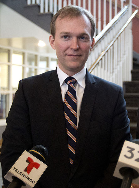 6.) Rep. Ben McAdams of Utah