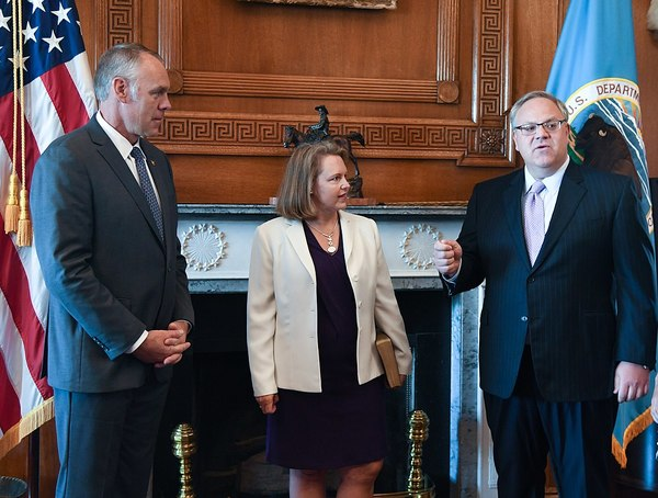 Senate Confirms David Bernhardt to Replace Ryan Zinke