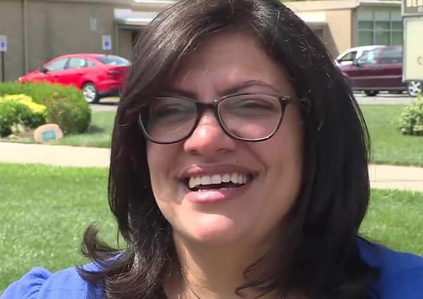 Representative Tlaib Caught Pushing Propaganda
