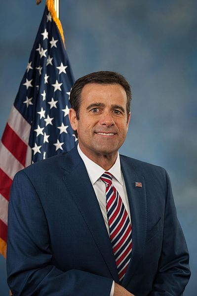 6.) Texas Rep. John Ratcliffe