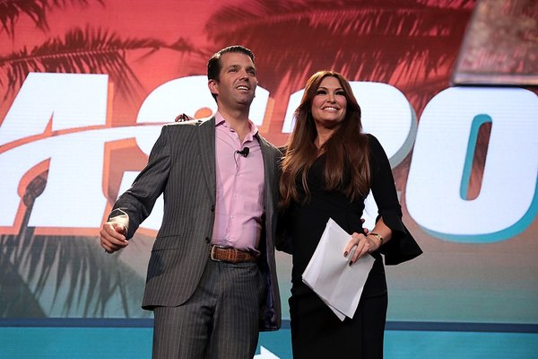 Kimberly Guilfoyle Joining the Trump 2020 Campaign