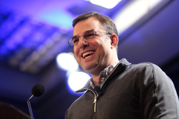 5.) Former Republican Justin Amash
