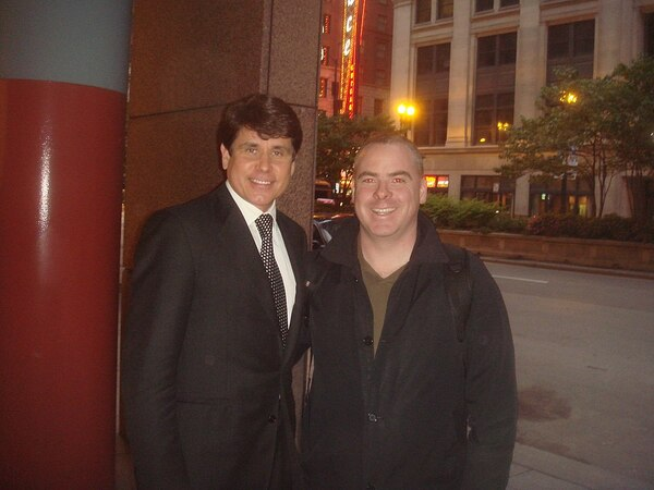 Trump Considering Commutation for Blagojevich