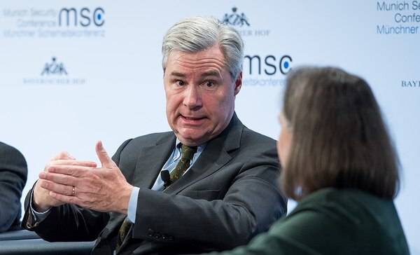 Democrat Senator Sheldon Whitehouse Hit With Ethics Complaint After Warning SCOTUS