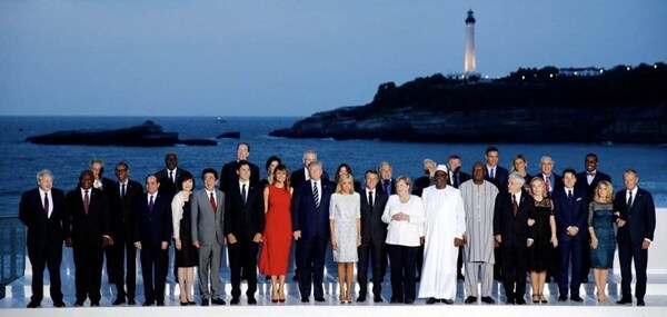 What Melania Wore for G-7 Summit Dinner