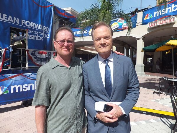 MSNBC Host Lawrence O'Donnell Celebrates Iranian Attack
